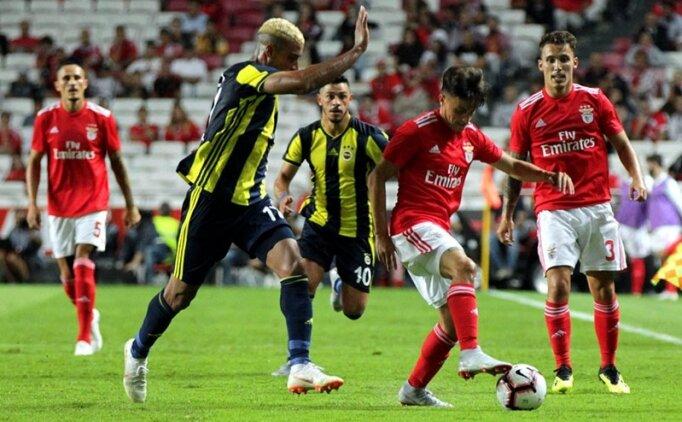 Fenerbahçe-Benfica! Muhtemel 11'ler