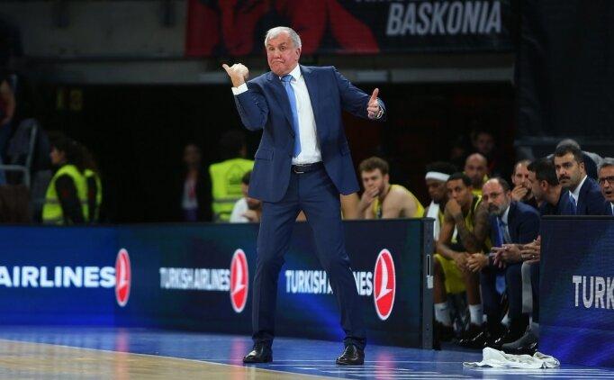 Obradovic'ten eleştiri; 'Daha iyi bir takımız'