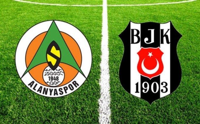 Alanyaspor Beşiktaş maçı saat kaçta? Alanya Beşiktaş maçı hangi gün, ne zaman?