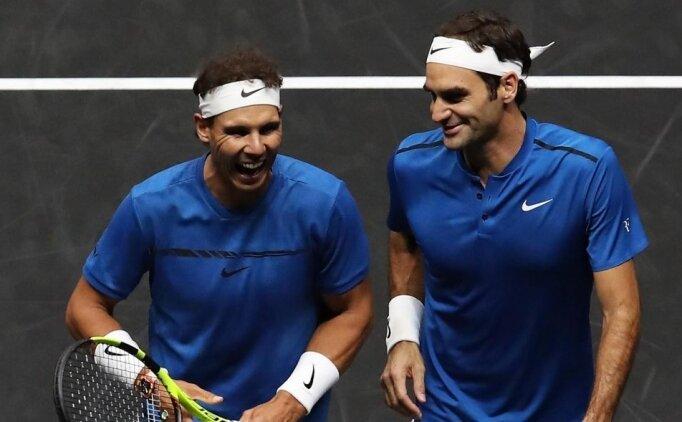 Erkekler tenisinin kalbi Londra'da atacak