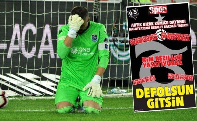 Trabzonspor basını ağır eleştirdi: 'Utancın ötesinde'