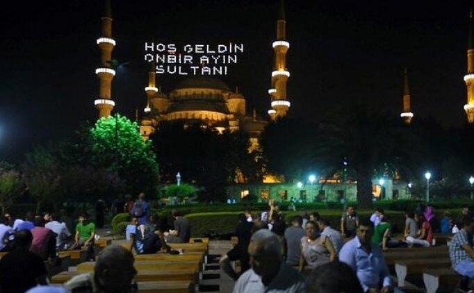 Ankara iftar vakti 2018, Ankara namaz ve ezan saatileri (Ramazan ayı)