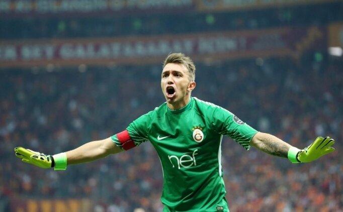 Galatasaray'da Muslera kararı!