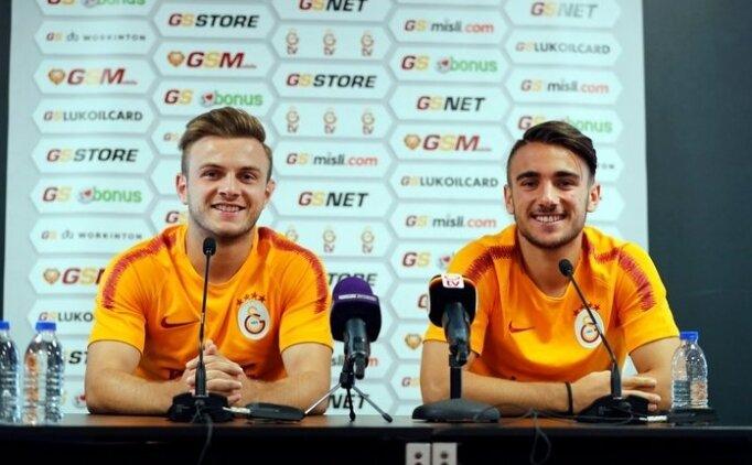 Galatasaray'da genç Celil Yüksel'e büyük şans!