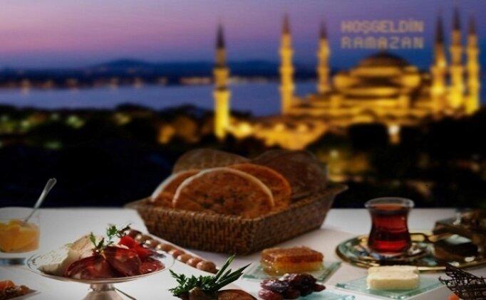 Son iftar saat kaçta? İstanbul'da iftar kaçta? (14 Haziran 2018)