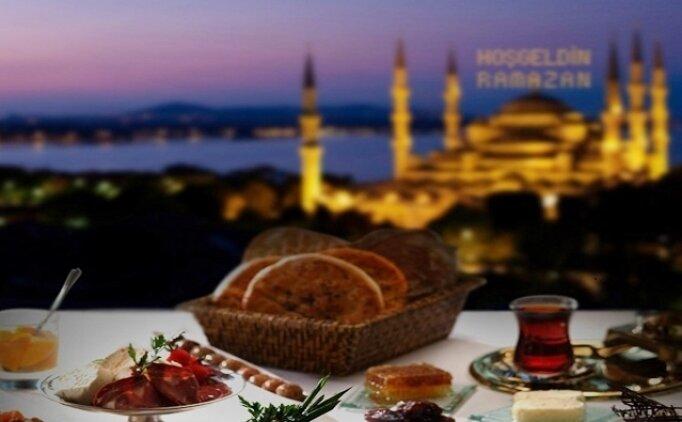 Bugün İstanbul için iftar saat kaçta? 18 Mayıs İstanbul iftar saati