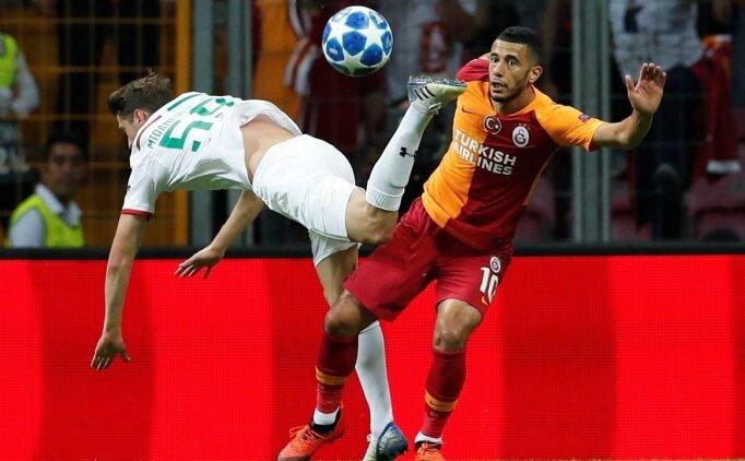 Galatasaray, Belhanda'ya bel bağladı!