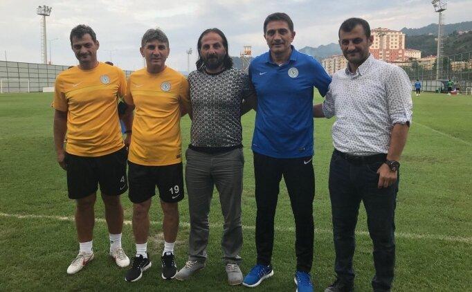 'Bursaspor'u yenip ligdeki ilk galibiyetimizi alabiliriz'
