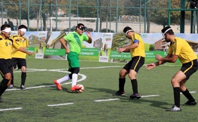 Turkcell Sesi Görenler Deplasmanlı B1 Futbol Ligi heyecanı