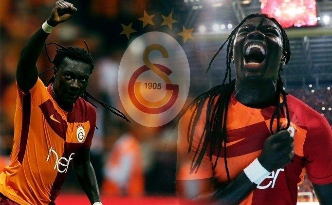 Bafetimbi Gomis: 'Hedefim Galatasaray'da kalmaktı!'