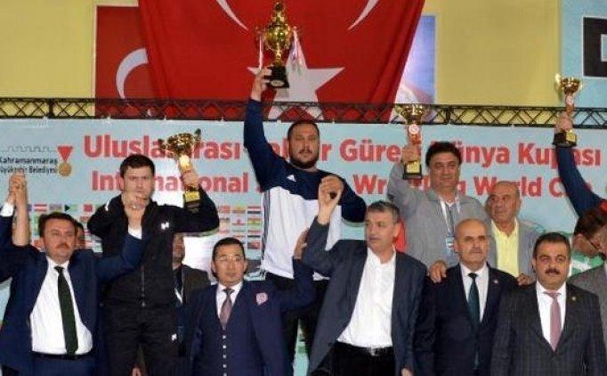 Türkiye, Şalvar Güreşi'nde dünya şampiyonu oldu