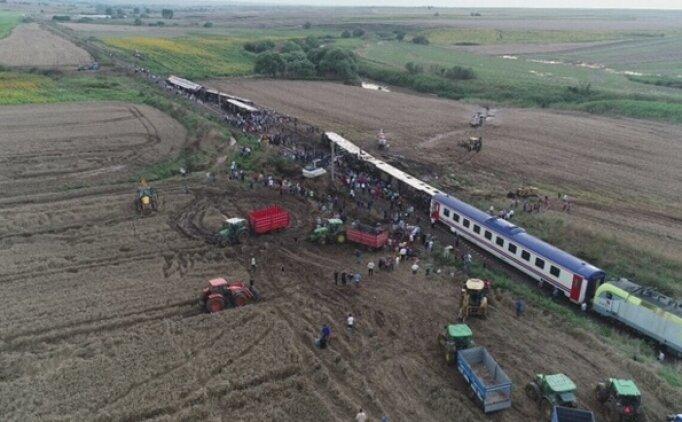 Tekirdağ Çorlu'da tren kazası neden oldu? Tren kazasında ölü ve yaralı sayısı açıklandı