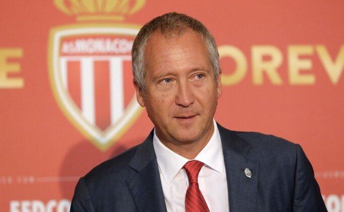 Monaco'dan Beşiktaş ve Vida iddialarına yanıt