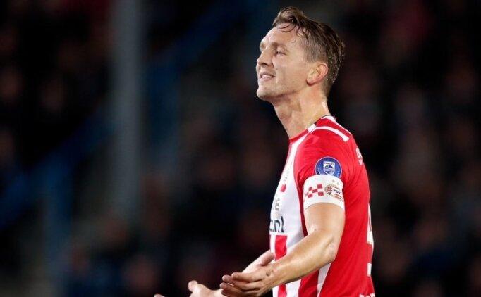 PSV Eindhoven 12'de 12 yaptı!