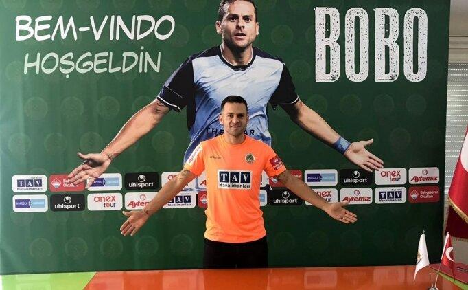 Bobo, Süper Lig'e geri döndü!
