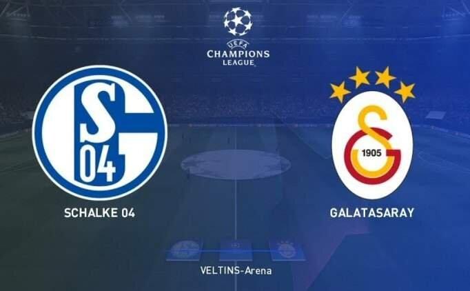 İZLE Galatasaray Schalke maçı ÖZET bein sports linki