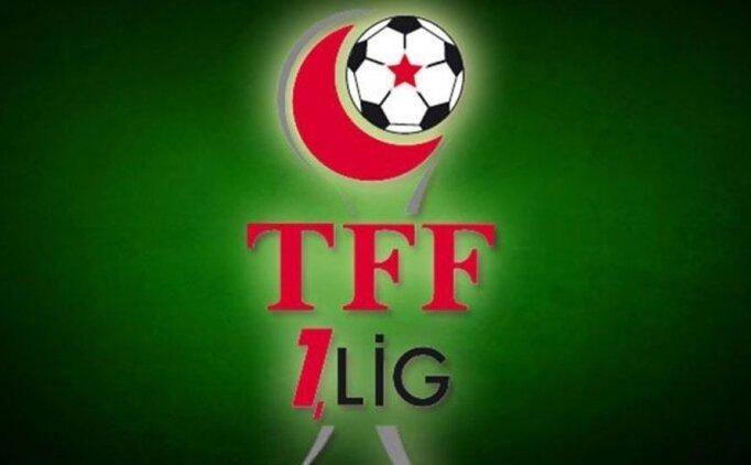 2018/19 sezonu 1. Lig fikstürü belli oldu!