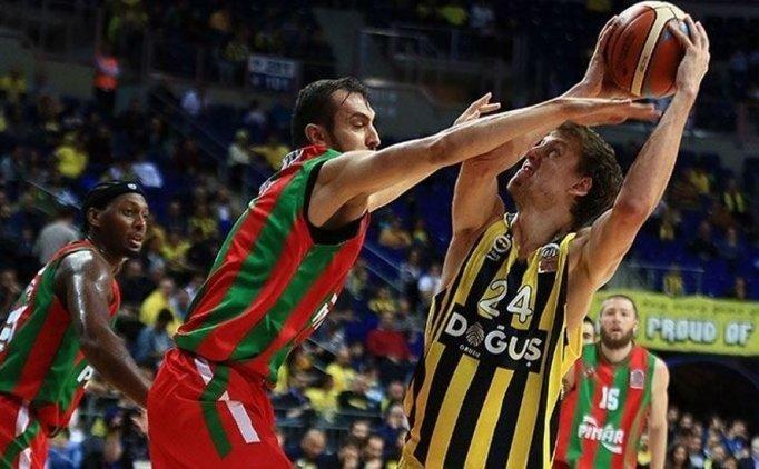 Pınar Karşıyaka Fenerbahçe Doğuş maçı canlı hangi kanalda saat kaçta?