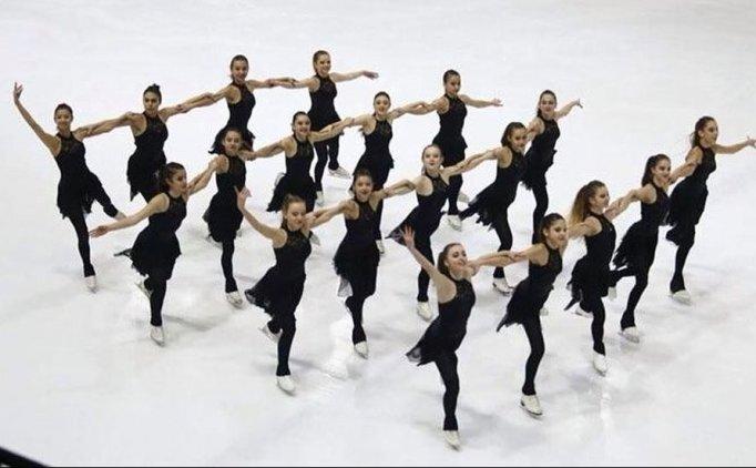 Senkronize Buz Pateni Şampiyonası Kocaeli'de düzenlenecek