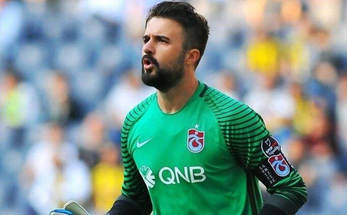 Trabzonspor'a Onur Kıvrak'tan iyi haber