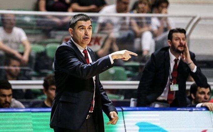 Eskişehir Basket'te Berrocal ile yollarını ayırdı