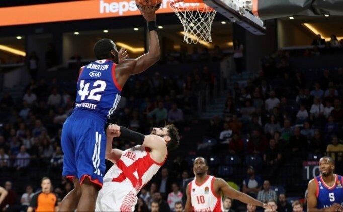 Anadolu Efes'in EuroLeague takvimi