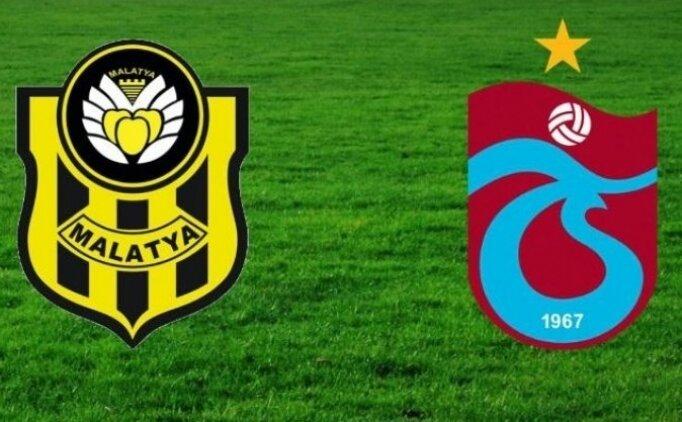 Yeni Malatyaspor Trabzonspor maçı canlı hangi kanalda saat kaçta?