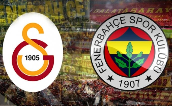 Galatasaray Fenerbahçe maçı HANGİ kanalda? Fenerbahçe Galatasaray saat kaçta?