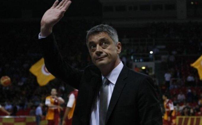 Galatasaray'da yeni koç belli oldu
