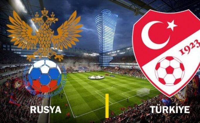 Rusya Türkiye maçı ne zaman saat kaçta hangi kanalda?