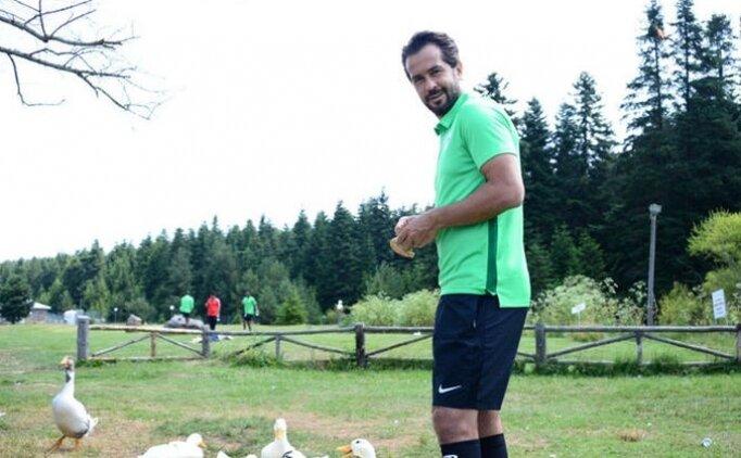 Ali Turan: 'Ligde kalmamızda taraftarımızın payı büyük'