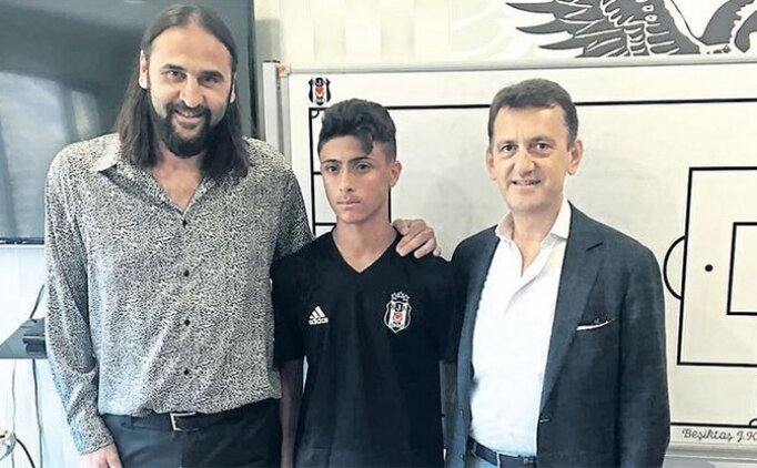 Beşiktaş'ta Sead Halilagic'ten ilk transfer