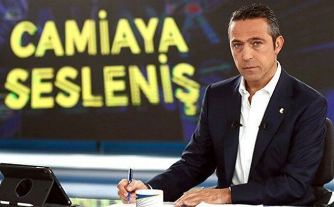 Ali Koç: 'Geri adım atmayız'