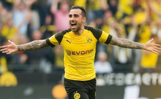 Paco: 'Barça'dan, futboldan keyif almak için ayrıldım'
