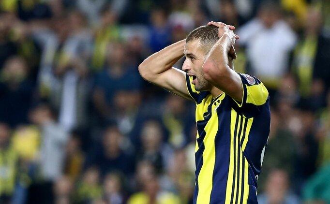 Fenerbahçe'nin özeti; Islam Slimani