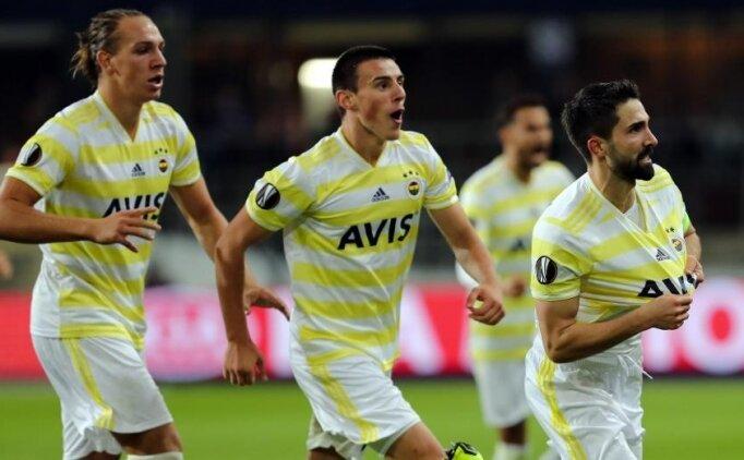 Fenerbahçe-Anderlecht! Muhtemel 11'ler