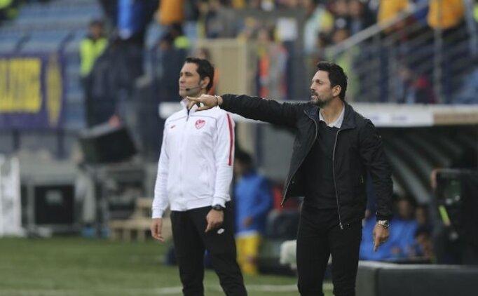 Erol Bulut: 'Galatasaray'ı yendik, yine yeneriz''