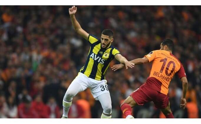 Fenerbahçe'de Benzia'ya ceza gelebilir