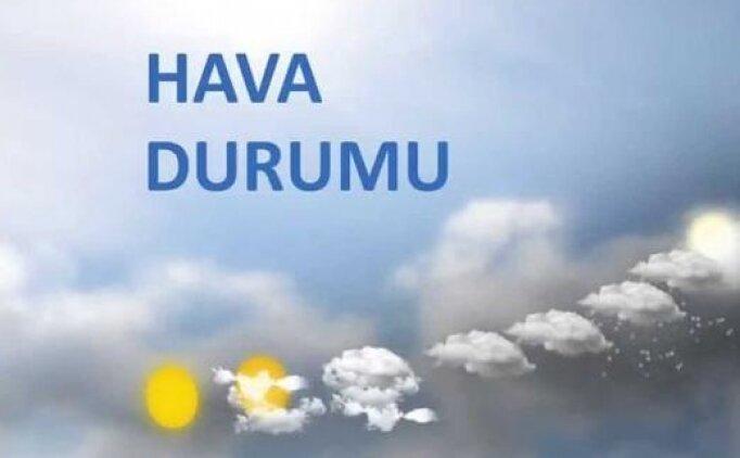 İstanbul Hava durumu 6 Aralık Perşembe, 7 Aralık Cuma, Meteoroloji'den İstanbul uyarısı