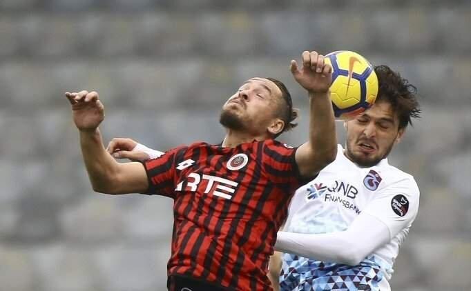 TS maç özeti İZLE | Gençlerbirliği 0-0 Trabzonspor özeti, Uğur Demirok'un penaltısı