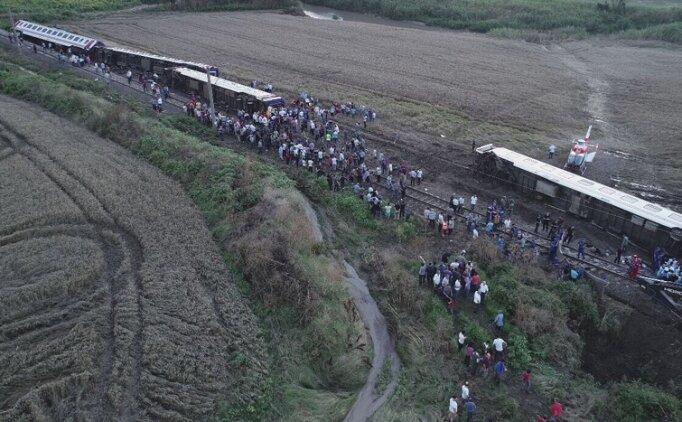 Çorlu'daki tren kazasında kaç kişi öldü, kaç kişi yaralandı? Tekirdağ tren kazasında son durumu