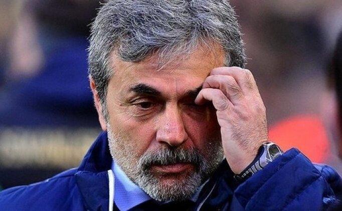 Fenerbahçe'den Aykut Kocaman'a veda!