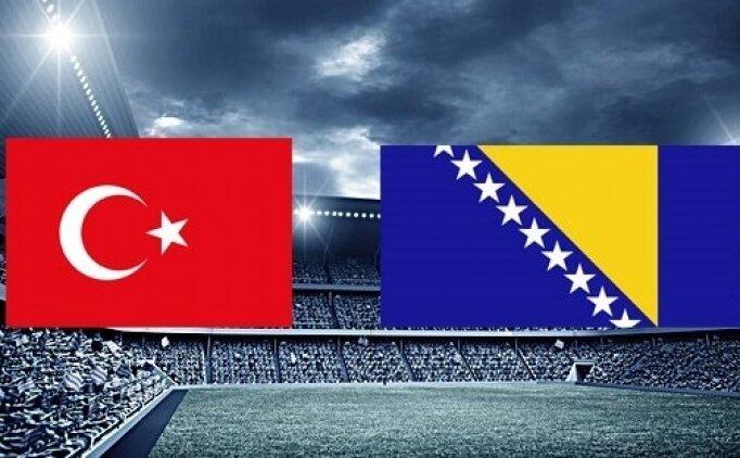 Türkiye Bosna Hersek maçı hangi kanalda? Türkiye Bosna Hersek maçı saat kaçta?