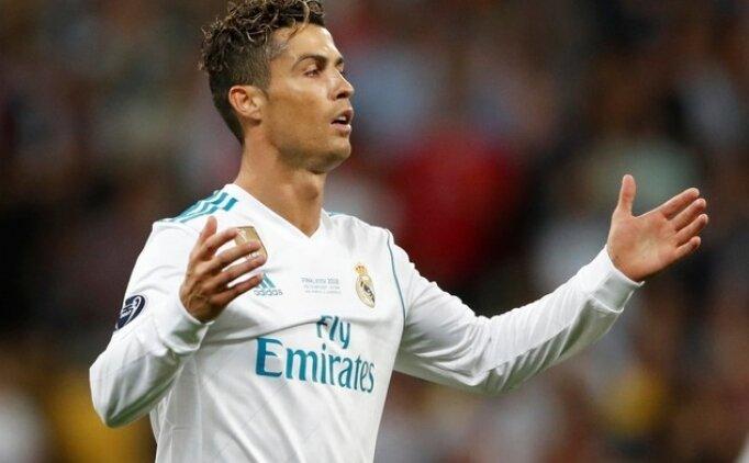 Cristiano Ronaldo'dan final sonrası ayrılık açıklaması!