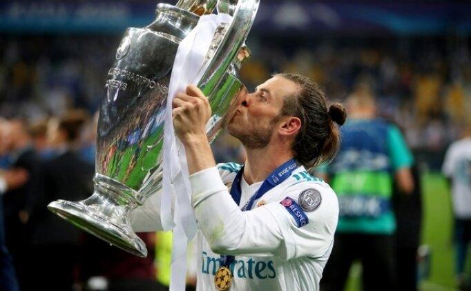 Gareth Bale: 'Real Madrid'de belki kalmam'