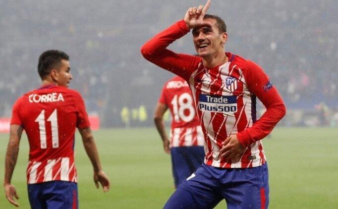 ÖZET İZLE: Marsilya Atletico Madrid maçı golleri izle, Atletico izle