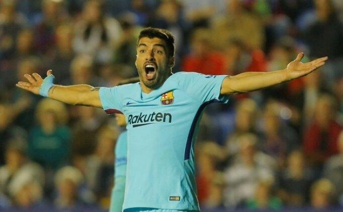 Şampiyon Barcelona ilk kez yenildi! 9 gol...