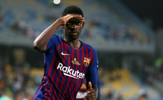 Barcelona finalde 2 golle geri döndü, kupayı aldı!