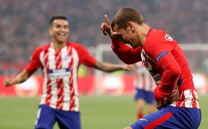 Marsilya Atletico Madrid maçı özet ve golleri izle (GENİŞ ÖZET)