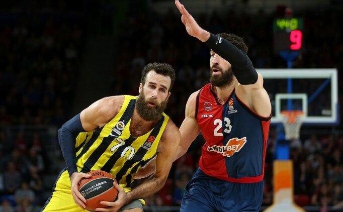 Fenerbahçe son çeyrekte geri döndü! Baskonia...